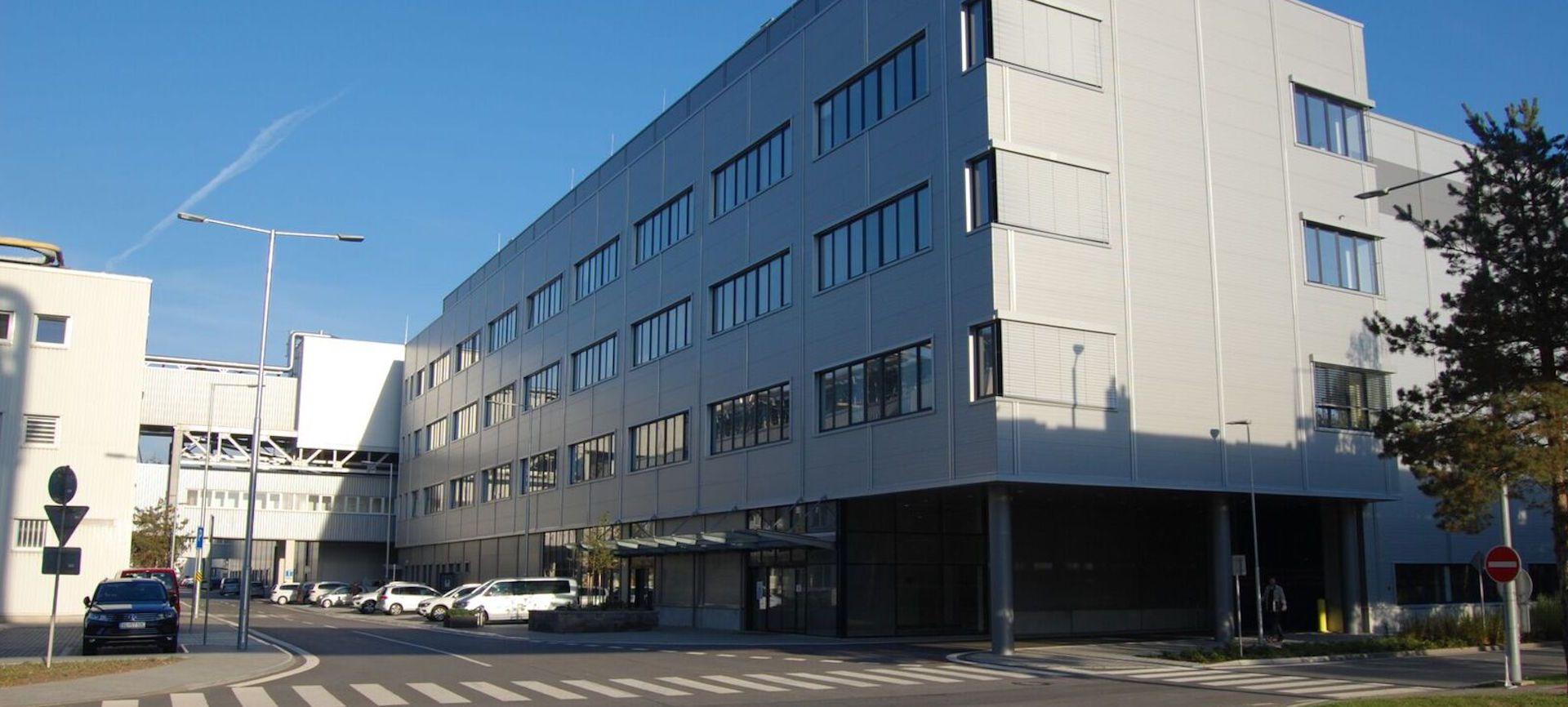 Administratívna budova A4c
