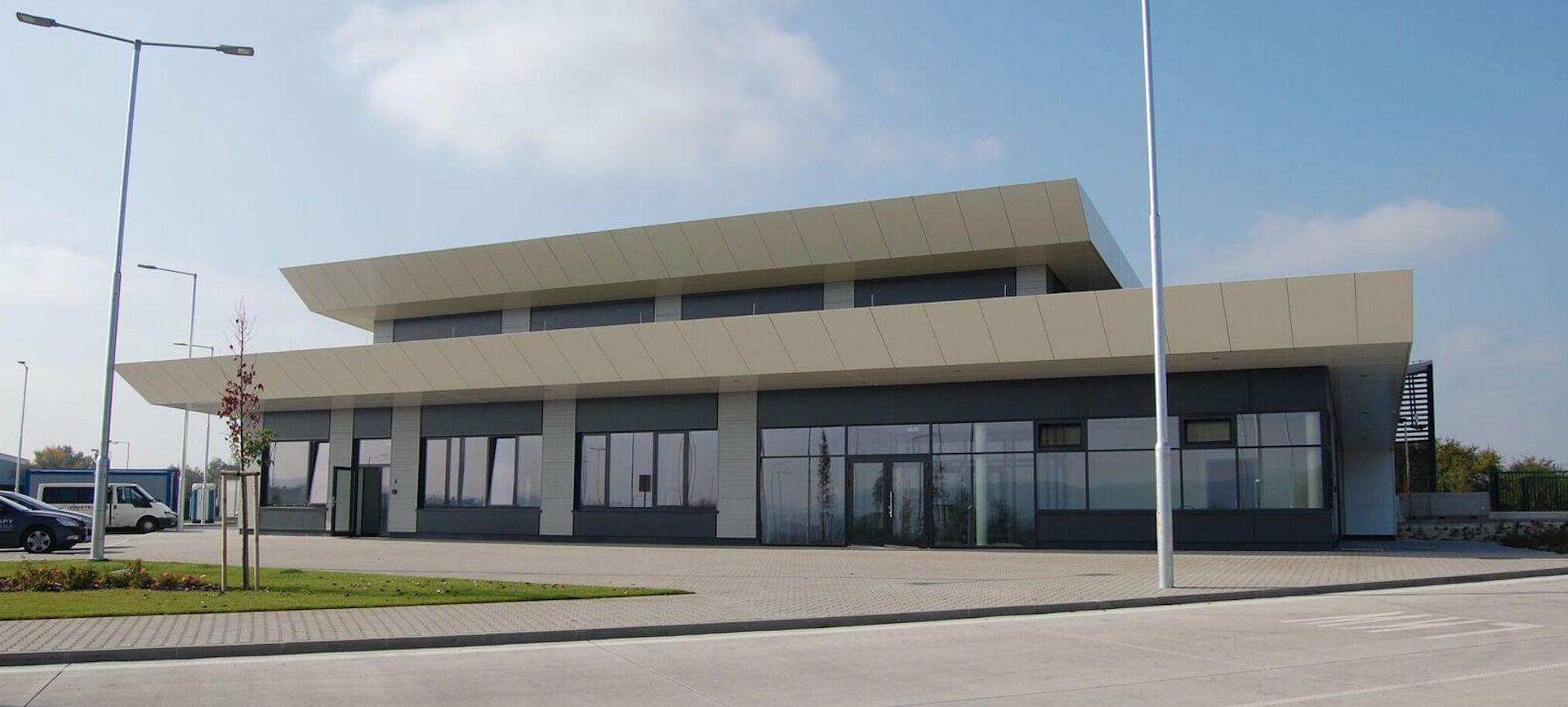 Centrum kamiónovej dopravy