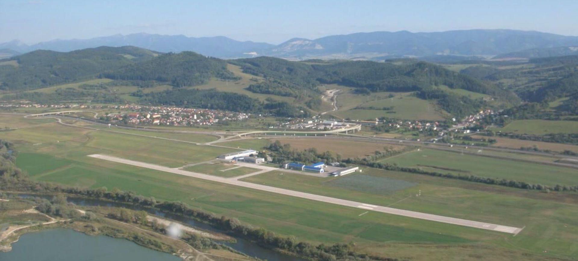 Letisko Žilina