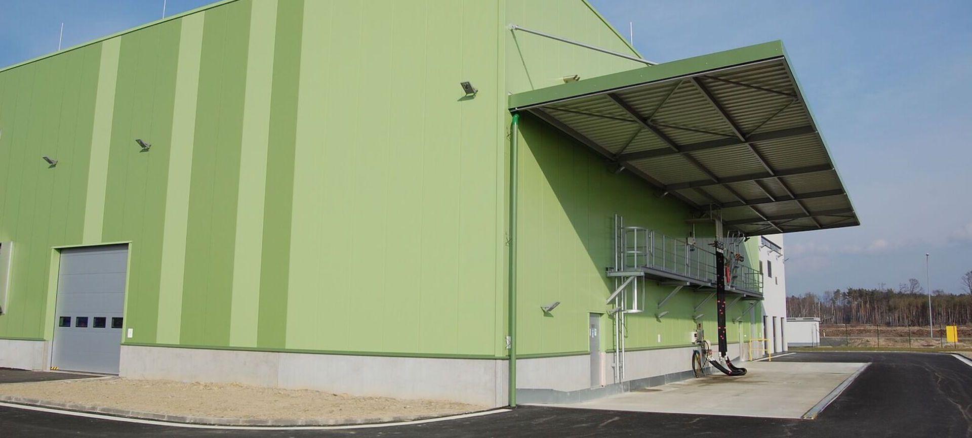 BASF Technické centrum pre prípravu PUR systémov