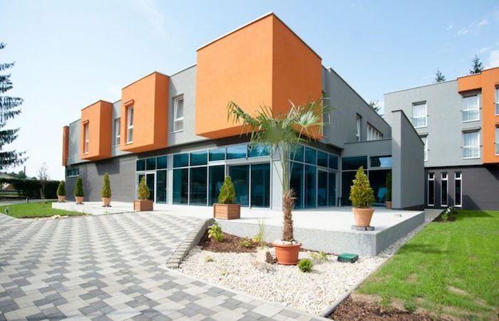 Výstavba hotelu na Slovensku